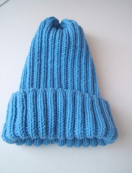 cappellino turchese