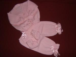 bimba rosa completino