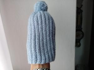 cappellino pom pom