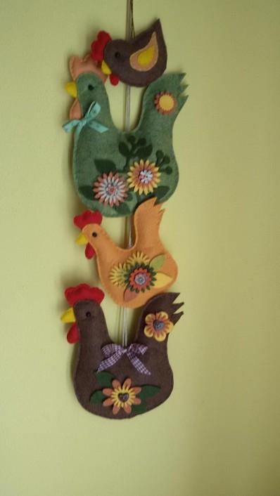 Le gallinelle gitane…in fuga!!!  …..E' Pasqua!!!?