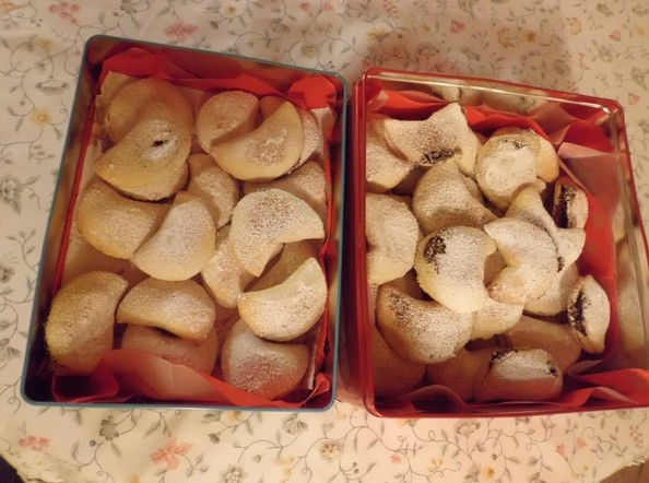 Biscotti con amaretti cacao farina di farro e kamut