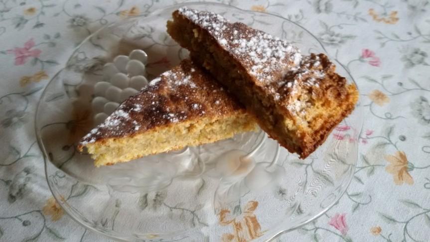 Torta di nocciole senza farina – Tipica torta piemontese