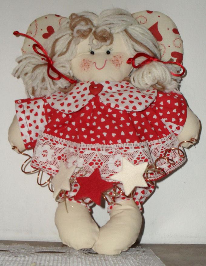 angelo del natale bambola