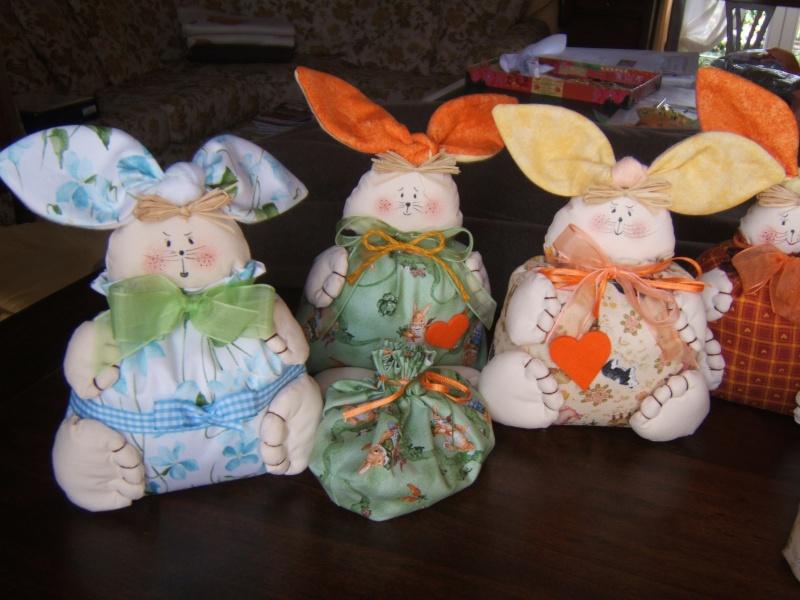 Coniglietti ciccietti…nei loro sacchetti
