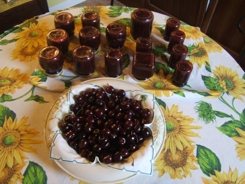 marmellata di ciliegia